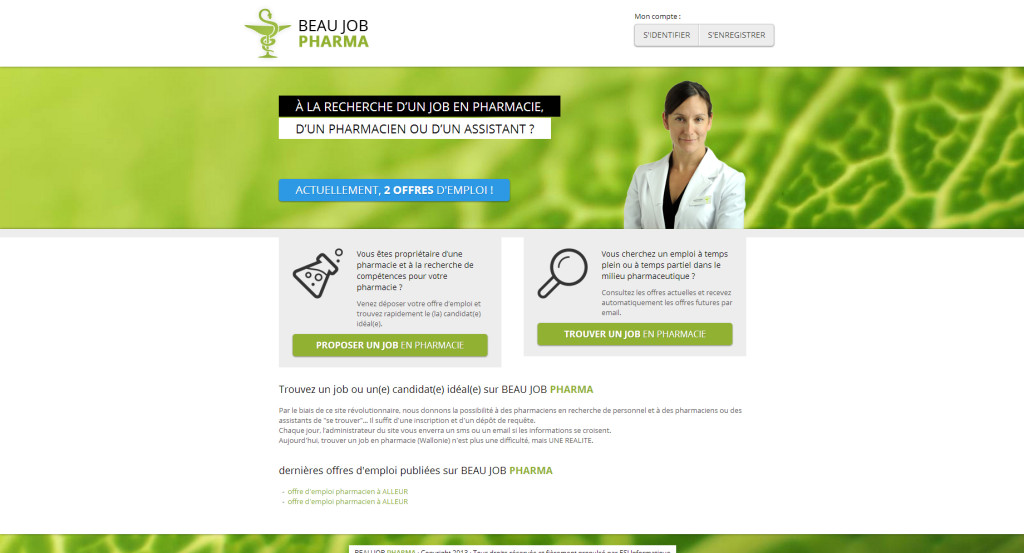 Beau Job Pharma