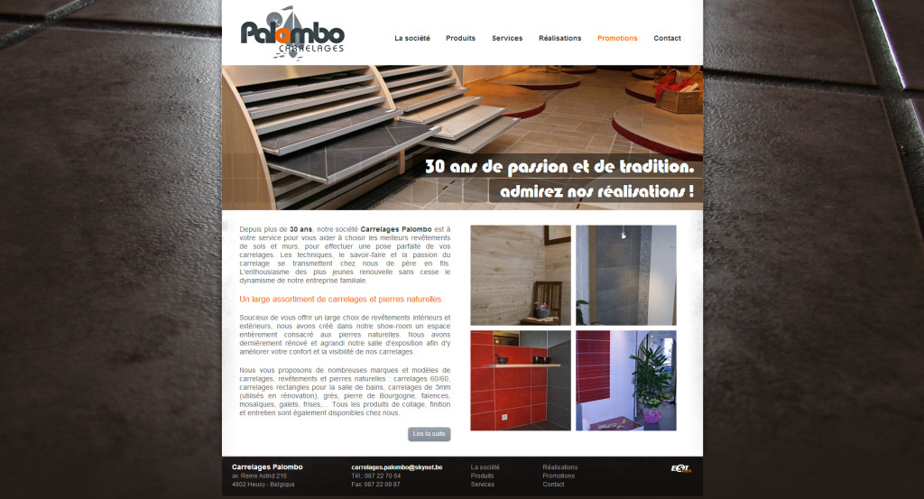 Carrelages Palombo