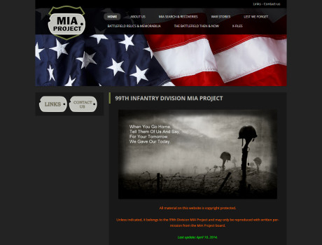 99th-Infantry-Division-MIA-Project