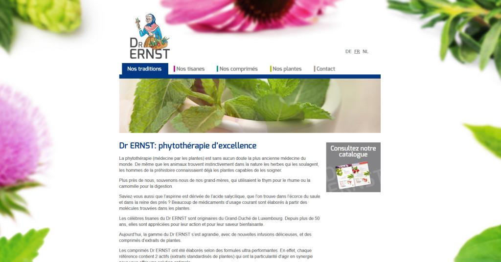Dr ERNST
