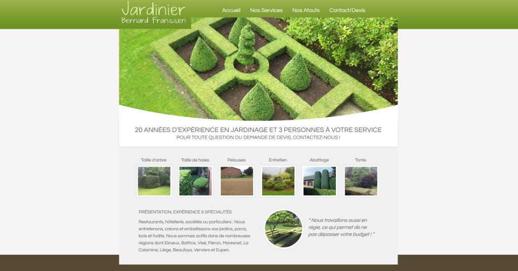 Jardinier Bernard Franssen