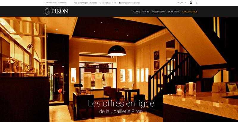 Boutique Piron Joalliers