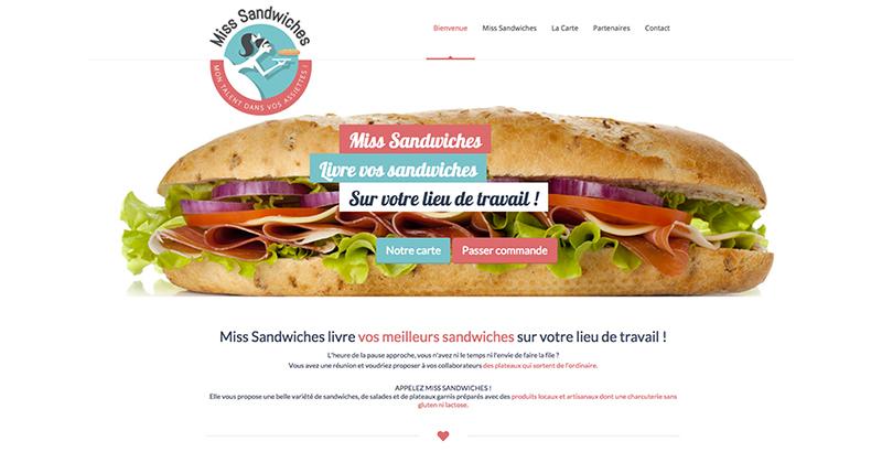 Miss-sandwiches