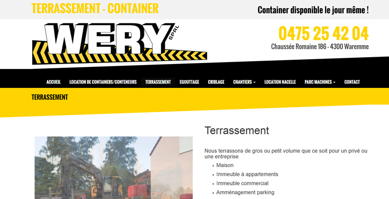 Wery Containers