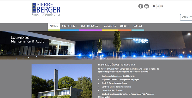Bureau d'études Pierre Berger