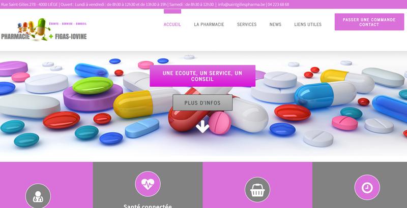 Pharmacie Figas-Iovine