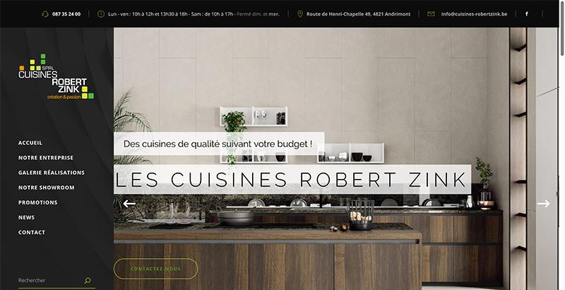 Cuisines Robert ZINK – Andrimont Verviers