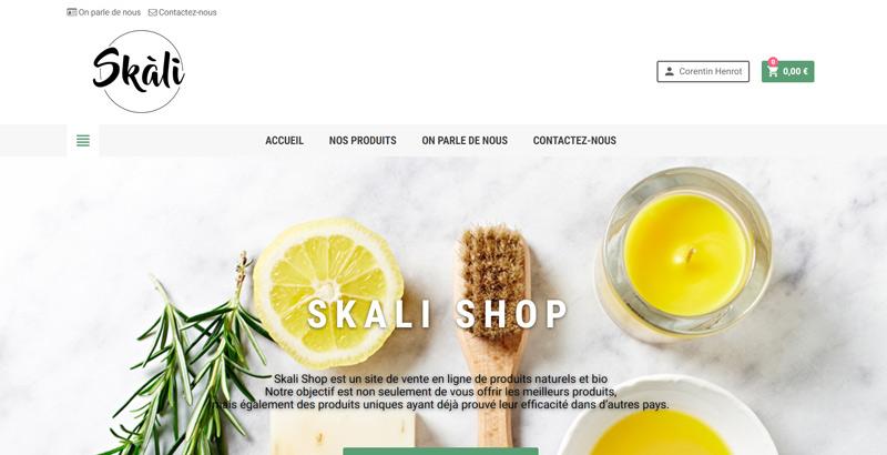 Skali Shop