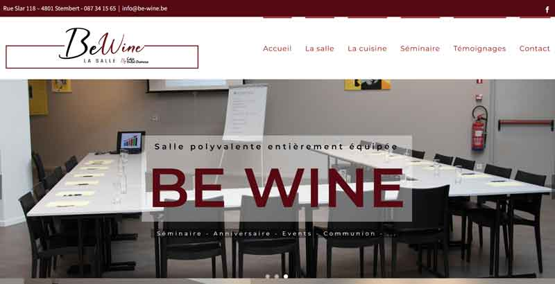 Be Wine – La salle