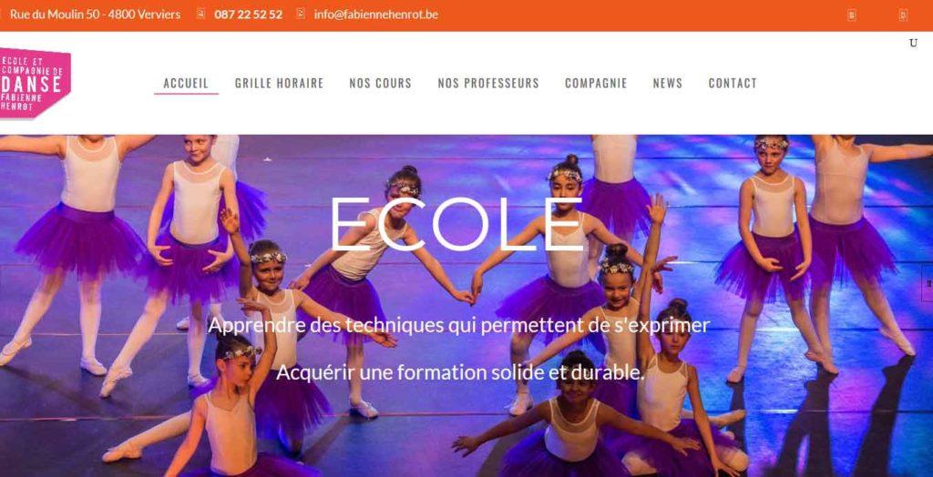 Ecole Fabienne Henrot