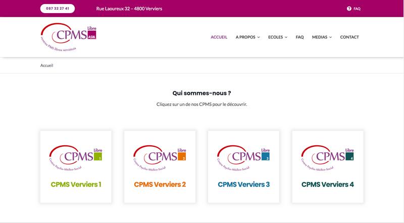 CPMS Verviers